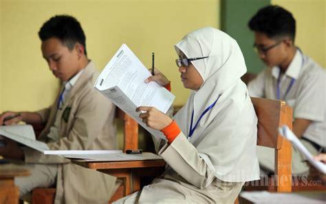 kertas dinding di bandung ujian nasional berbasis kertas dan pensil di ma persis
