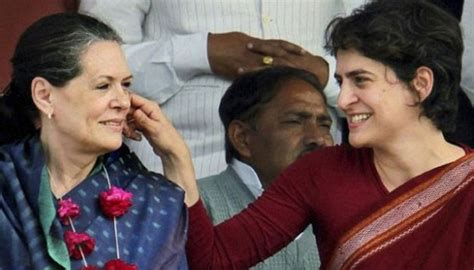 biography of sonia gandhi india will priyanka gandhi be the new congress working president