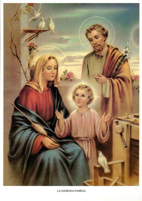 imagenes de la familia sagrada imagenes de la sagrada familia imgenes de la sagrada