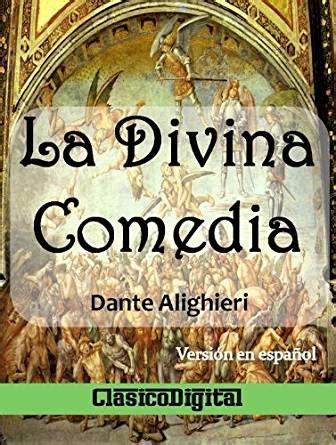 libro spanish novels comedia de la divina comedia literatura clasica n 186 1 spanish edition ebook dante alighieri jorge