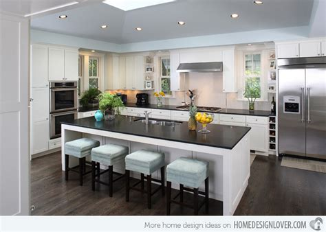15 kitchen islands with seating for your family home 15 pretty kitchen island with seating