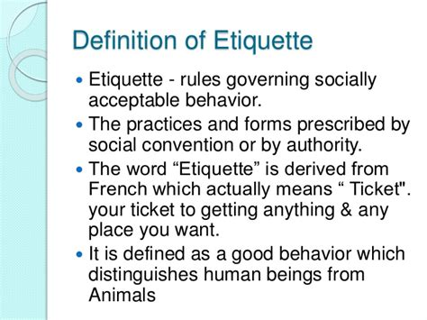 Definition Of Office by Workplace Etiquette Manners