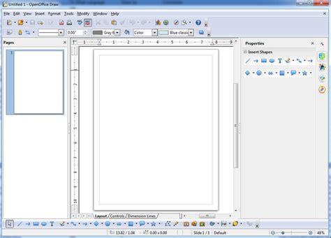 Open Office Windows by Openoffice 4 1 2