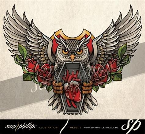 owl chest piece tattoo designs 25 best ideas about owl chest on owl