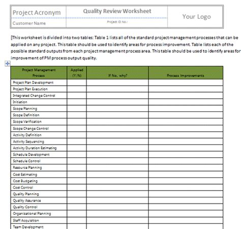 free templates forms project management worksheet template