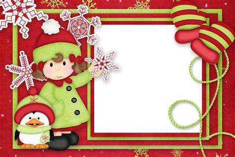 imagenes pin up navidad marcos de navidad infantiles plantillas recursos y m 225 s