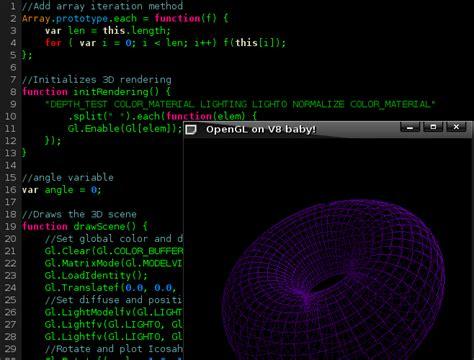 wallpaper engine javascript v8 gl