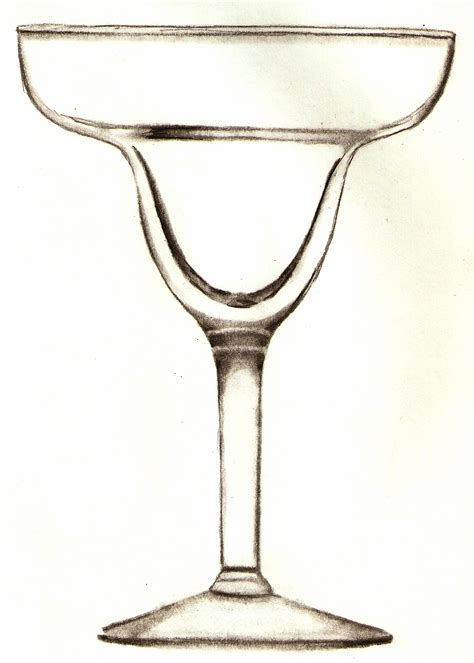 margarita drawing margarita glass by magentafreak on deviantart