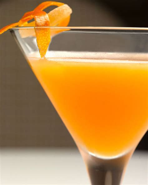 orange martini recipe orange martini garnishing tips by yummytummy ifood tv