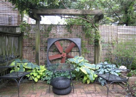 Rustic Backyard Ideas Rustic Flower Garden Ideas Home And Garden Design