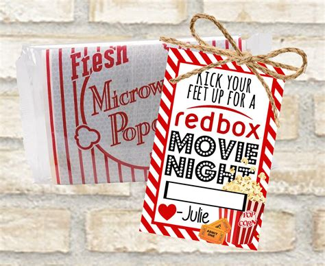 Redbox Gift Card In Stores - redbox gift cards for popcorn and a movie date night with