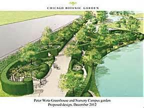 Urban Gardens Chicago - peter wirtz and mikyoung kim to design display gardens chicago botanic garden