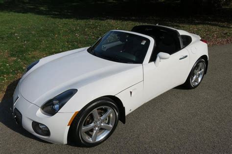 2009 Pontiac Solstice Coupe by 2009 Pontiac Solstice For Sale 1889235 Hemmings Motor News