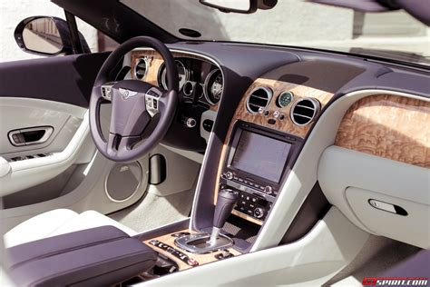 bentley gtc interior road test 2013 bentley continental gtc w12 review