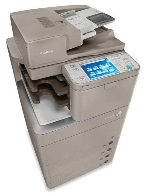 Printer Canon Ir canon imagerunner advance c5235 color copier copierguide