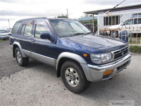 nissan terrano 1997 nissan terrano 1997 japanese used car exporter element