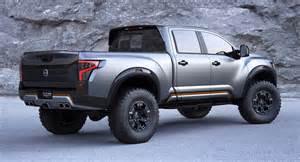 Nissan Titan 2016 Nissan Titan Warrior Concept Picture 661578 Truck