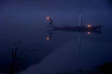 row boat lights at night free photo boat fisherman night dark free image on