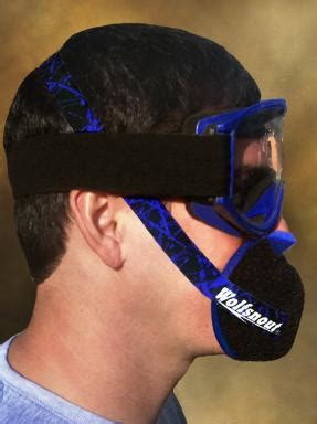 most comfortable dust mask wolfsnout new style and colors