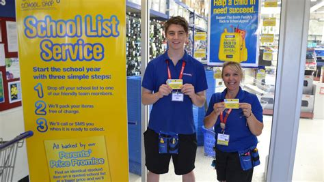 Where To Buy Officeworks Gift Card - officeworks mandurah helps disadvantaged kids get back to school collie mail