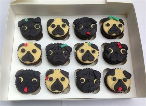 pug cupcakes 25 best ideas about pug cupcakes on pug birthday cake pug cake and