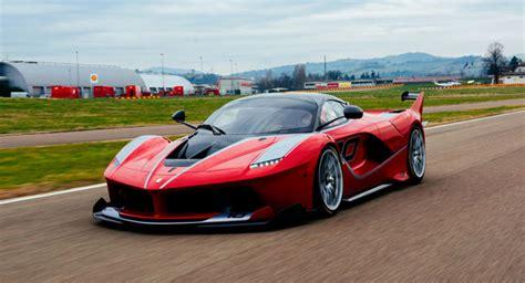 2016 Laferrari Fxx K by 8 Best Cars In 2017