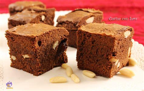cucina consara ricetta brownies cucina con migliori ricette veloci