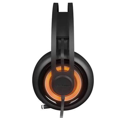 Steelseries Siberia Elite Black steelseries siberia elite prism usb gaming headset jet black 51191 mwave au