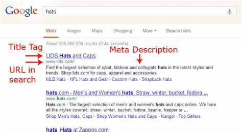 What Is A Search Site What Are Meta Tags Inmotion Hosting