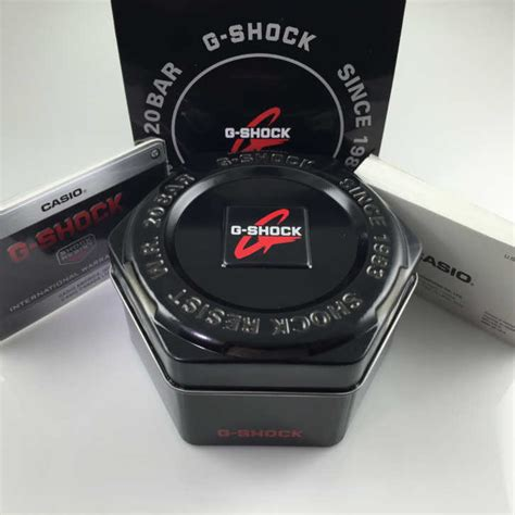 marc 9461 1b box casio g shock black digital analog ga700 1b ebay