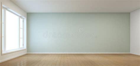 empty room  window  modern house stock photo image