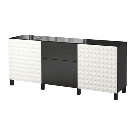 ikea besta storage combination with doors and drawers best 197 storage combination w doors drawers djupviken