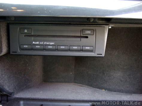 Audi Cd Wechsler by Handschuhfach Cd Wechsler Nachr 252 Sten Audi A4 B6 B7