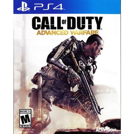 Kaos Call Of Duty 38 Oceanseven 047875873599 upc activision call of duty advanced warfare play station upc lookup
