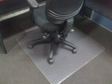 Desk Chair Mats For Carpet by Office Chair Mat For Soft Carpet Floors Office Accessories