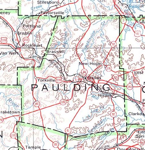 Paulding County Search Georgiainfo