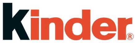 kinder le kinder logos