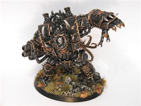 chaos black legion hellbrute workshop black
