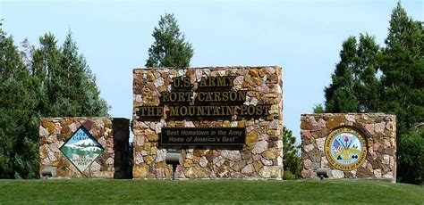 carson ford fort carson fortwiki historic u s and canadian forts