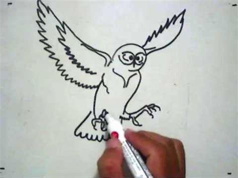 tutorial menggambar owl how to draw a cow cara menggambar sapi doovi