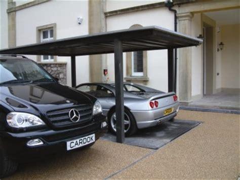 cocheras michel cardok doubles your parking space