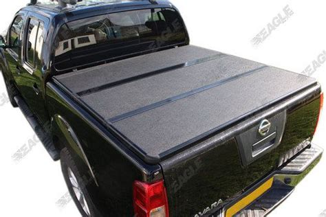Tonneau Cover For Nissan Navara D40 Nissan Navara D40 Eagle1 Hardfolding Tonneau Cover If You