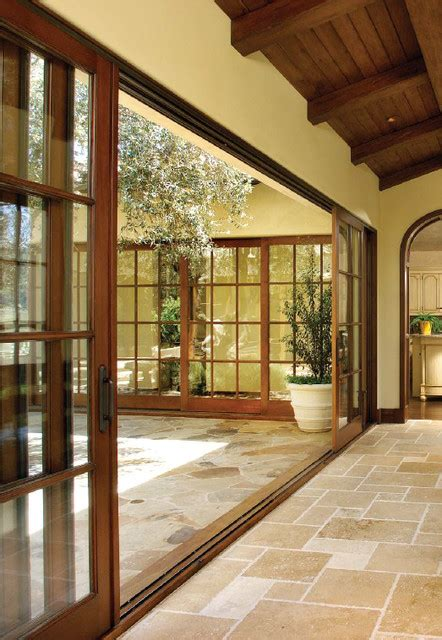 Wood Sliding Glass Doors Wooden Sliding Glass Doors