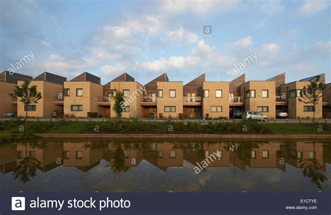 riverside housing authority barking riverside housing development barking united kingdom stock photo royalty