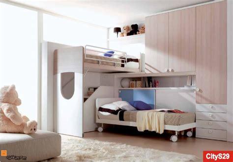 l a letto soluzione ad angolo arredare la cameretta per ragazzi