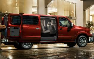 Nissan Nv3500 Passenger For Sale 2012 Nissan Nv 3500 Hd Passenger Look Motor Trend