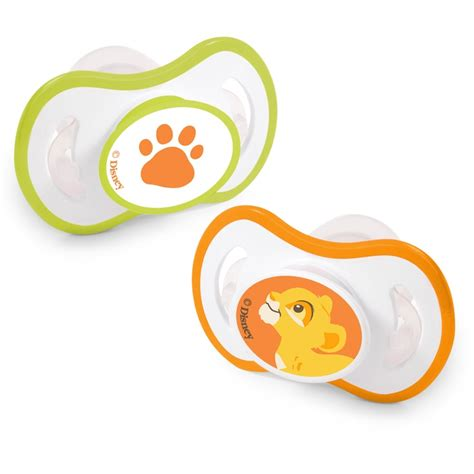 Simba Pacifier the king pacifier 0 6m pack zion