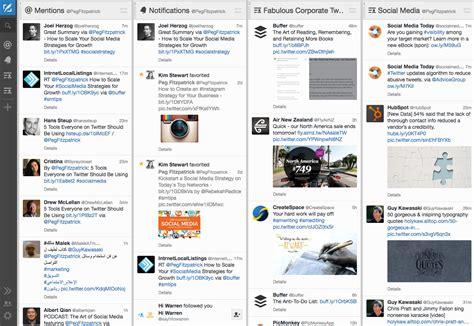 tweet deck 5 tools everyone on should be using peg