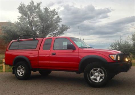 2002 Toyota Tacoma Cer Shell For Sale Purchase Used 2002 Toyota Tacoma Sr5 4x4 V6 Automatic