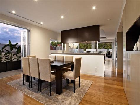 breakfast area ideas beige dining room idea from a real australian home